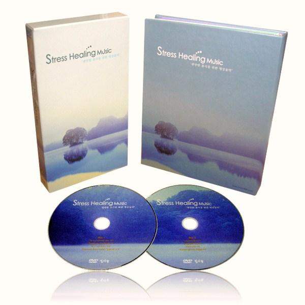 [파격가!]편안한 휴식을 위한 영상음악 DVD 고급앨범세트(2disc)/자연치유리듬/알파파 제품페이지 가기